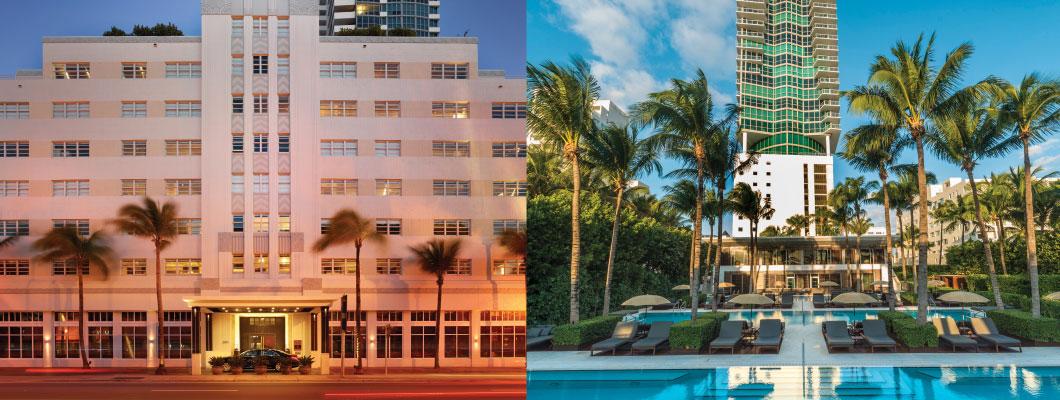 MCOMS at the Setai hotel in Miami Beach